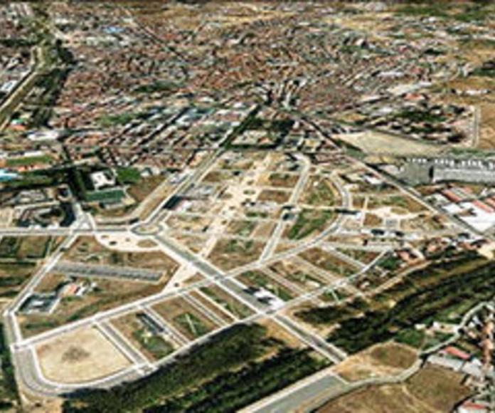 Urbanización La Lastra