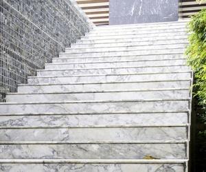 Escaleras de mármol en Fuerteventura