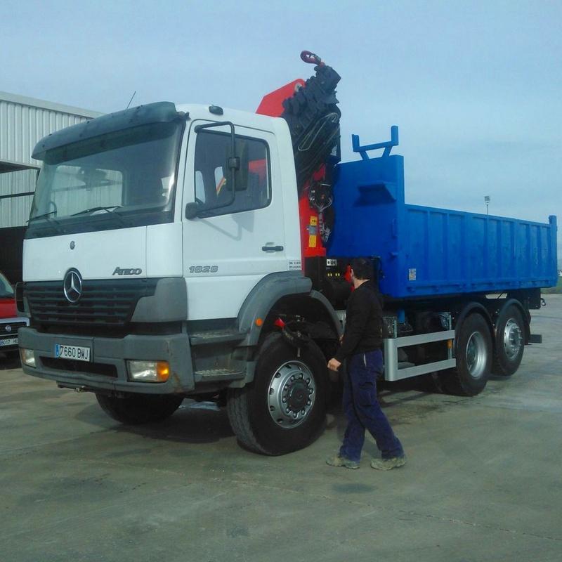 Transportes en Guipuzcoa
