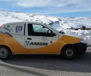 Productos de calefacción Junkers