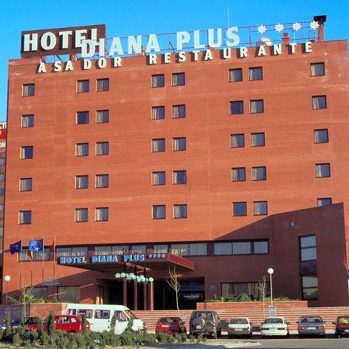 Hoteles en Madrid | Hotel Diana Plus (C.T.M.)