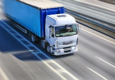 Transportes de mercancías por carretera