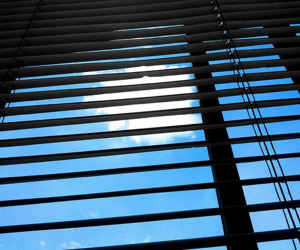 Tipos de persianas que también decoran