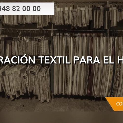 Cortinas a medida en Tudela | Pérez-Arcos Decoración