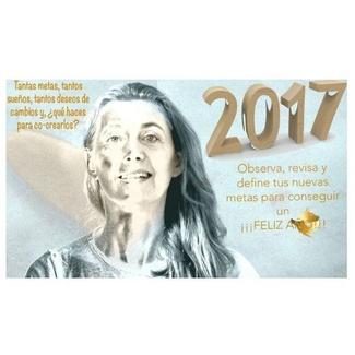 """Taller """" Crea tu visión para el 2017"""""""