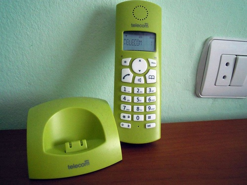 Venta de teléfonos inalámbricos domésticos en Guadalajara