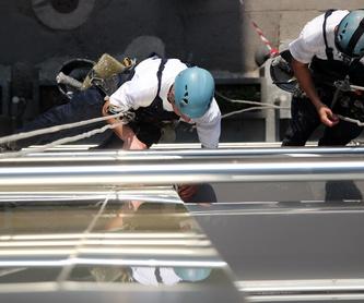 Impermeabilitacion de terrazas: Trabajos de Reformas Osla