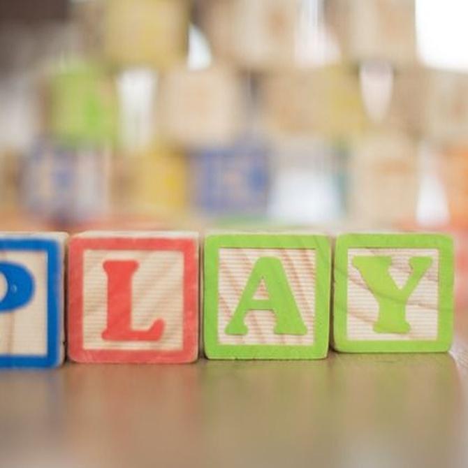 La psicomotricidad infantil en la guardería