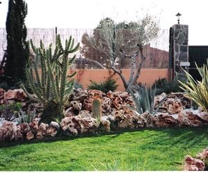 Construcción de jardines en Valencia