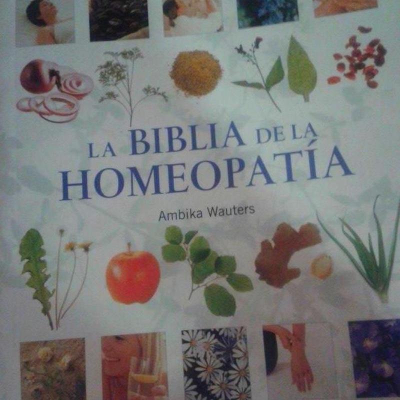 La Biblia de la Homeopatía: Cursos y productos de Racó Esoteric Font de mi Salut