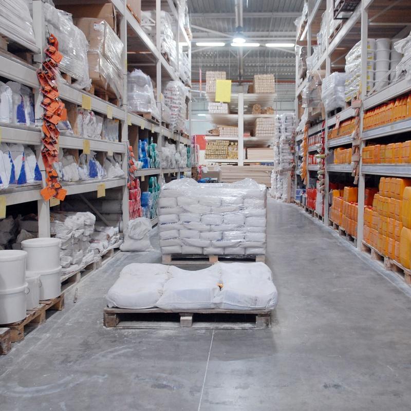 PVC: Productos de Materiales del Cos