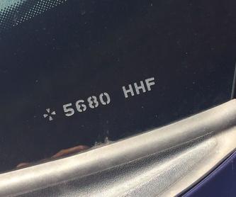 Protección del vehículo : Sistemas de seguridad   de Marcacar