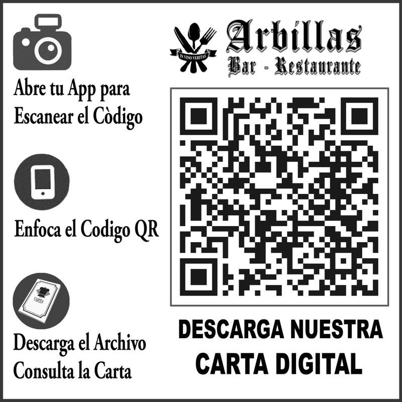 Carta digital interactiva