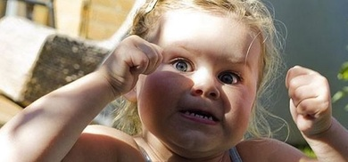Psicología infantil Coruña - Socorro¡¡¡¡ Mi hijo tiene una rabieta¡