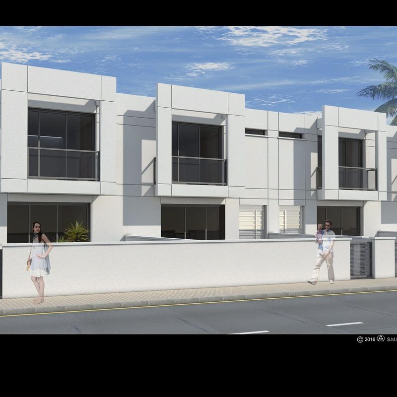 Vivienda en San Pedro del Pinatar: Servicios de SM Despacho de Arquitectura
