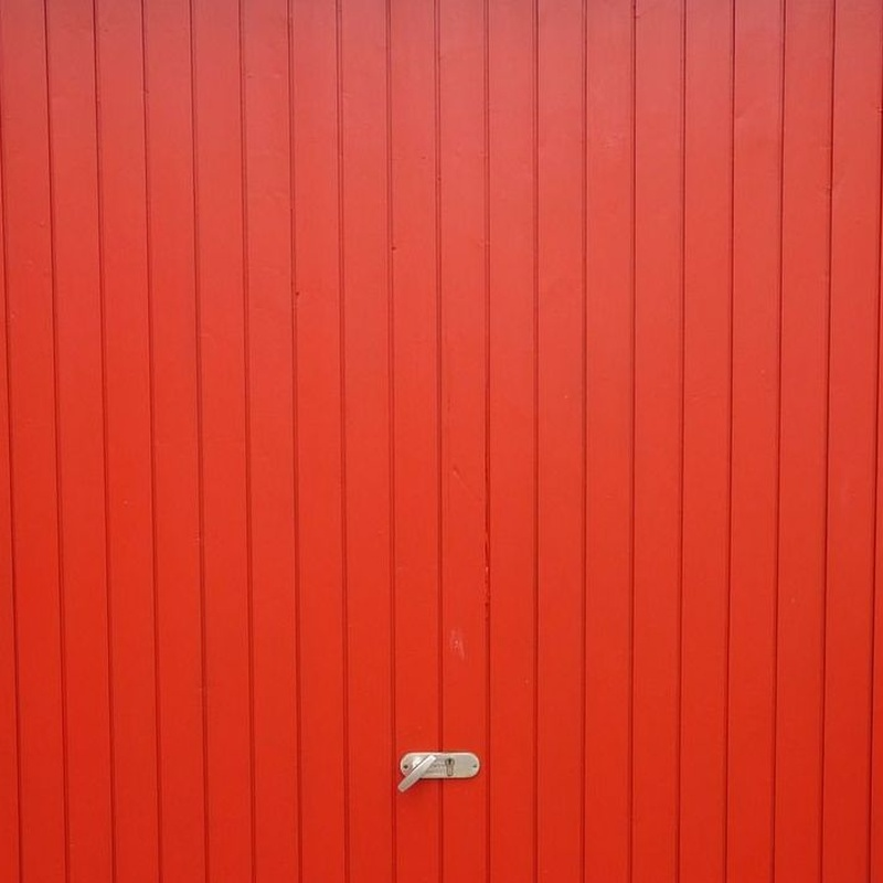 Puerta garaje Grijón