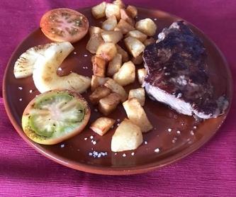 Arroces: Especialidades de Restaurante Terraza Sidrería La Diosa del Mar