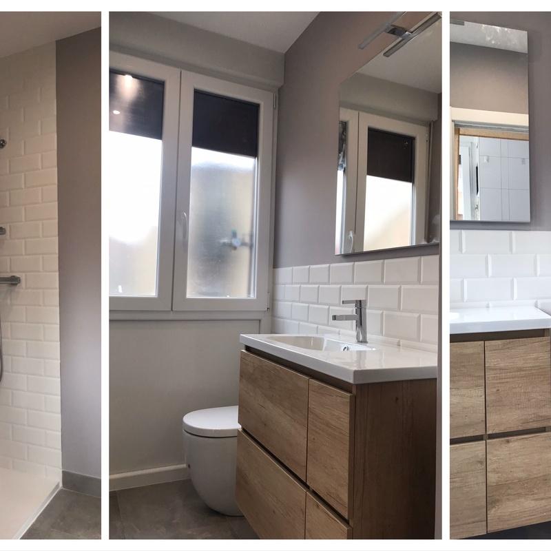 Mobiliario de cocina y baño: Nuestros trabajos de Femar Interiorismo