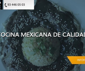 Restaurante mexicano en Eixample Barcelona | Chilam Balam