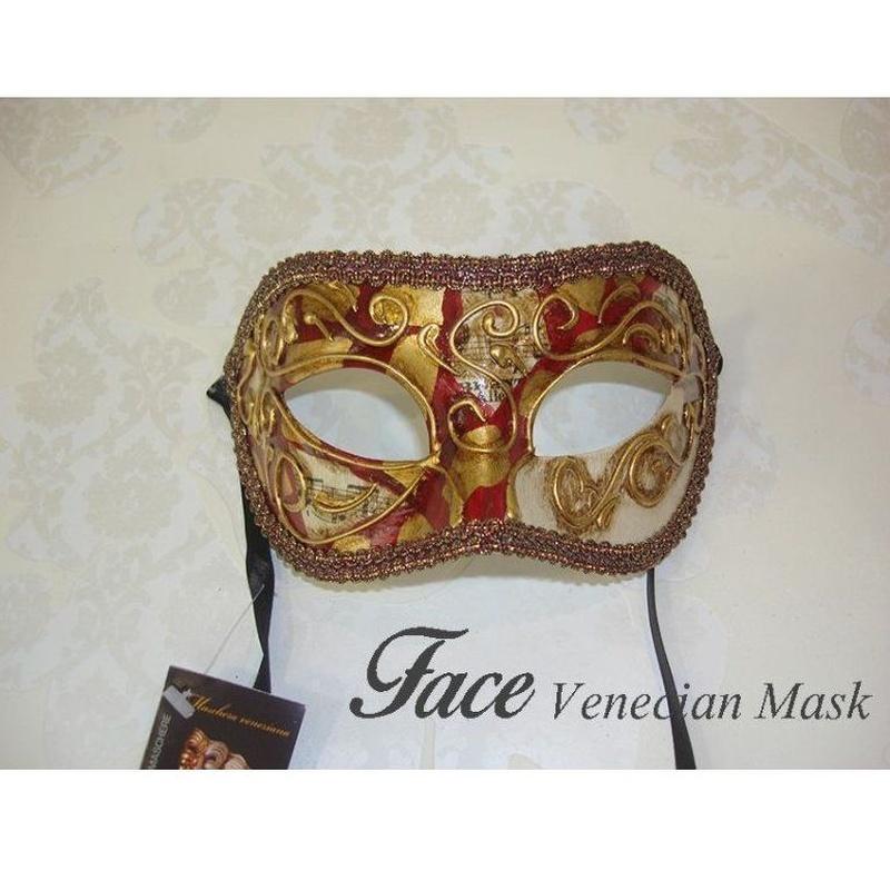 Antifaz clásico: Máscaras y antifaces de Face Venecian Mask