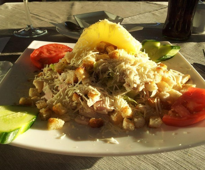 Ensaladas: Platos de Restaurante Cabosuroeste
