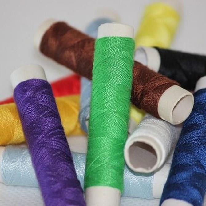 Utensilios imprescindibles para coser a máquina
