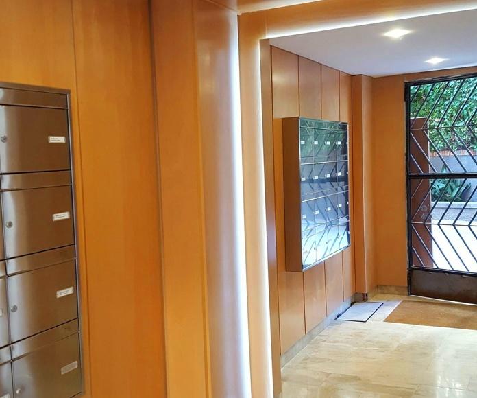 Frisos de madera o lacados: Productos y servicios de Carpintería J.S.J.