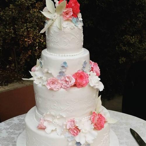 Tarta para boda