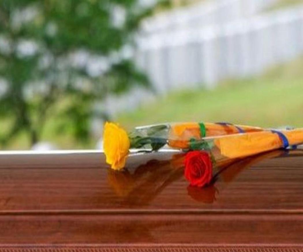 Las flores y los funerales