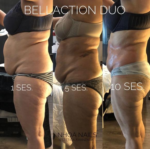 Tratamiento anticelulitico reductor Bellaction dúo : Products de Nhoa Nails*