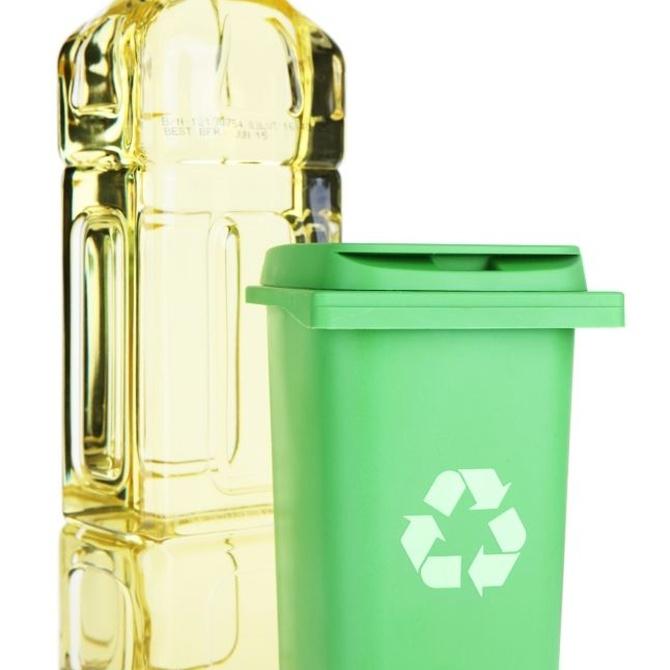 ¿Cómo reciclar el aceite usado?