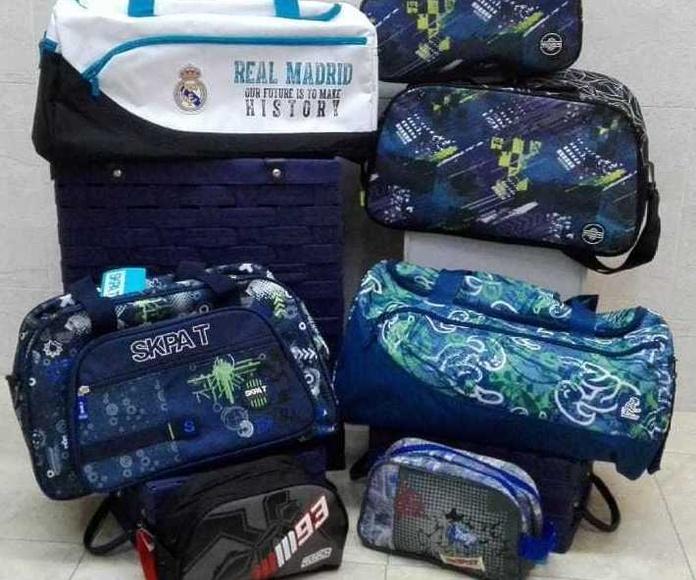 Bolsos de deporte y viaje