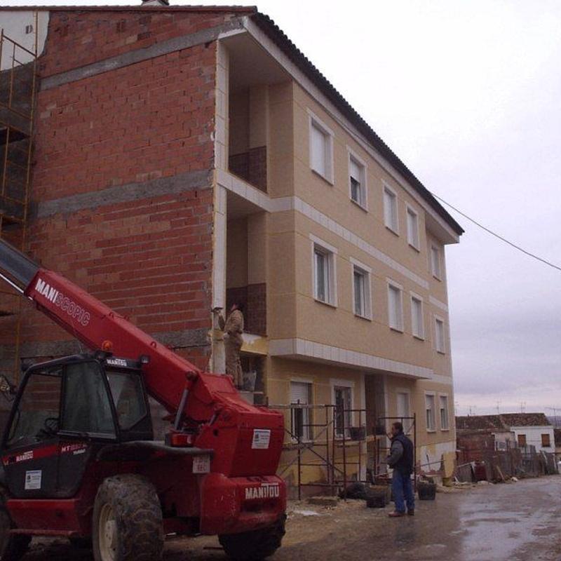 Restauración y rehabilitación: Servicios de Construcciones Mopar de Iniesta
