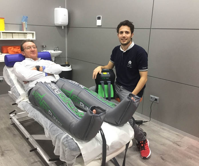 Presoterapia Recovery Pump RPX
