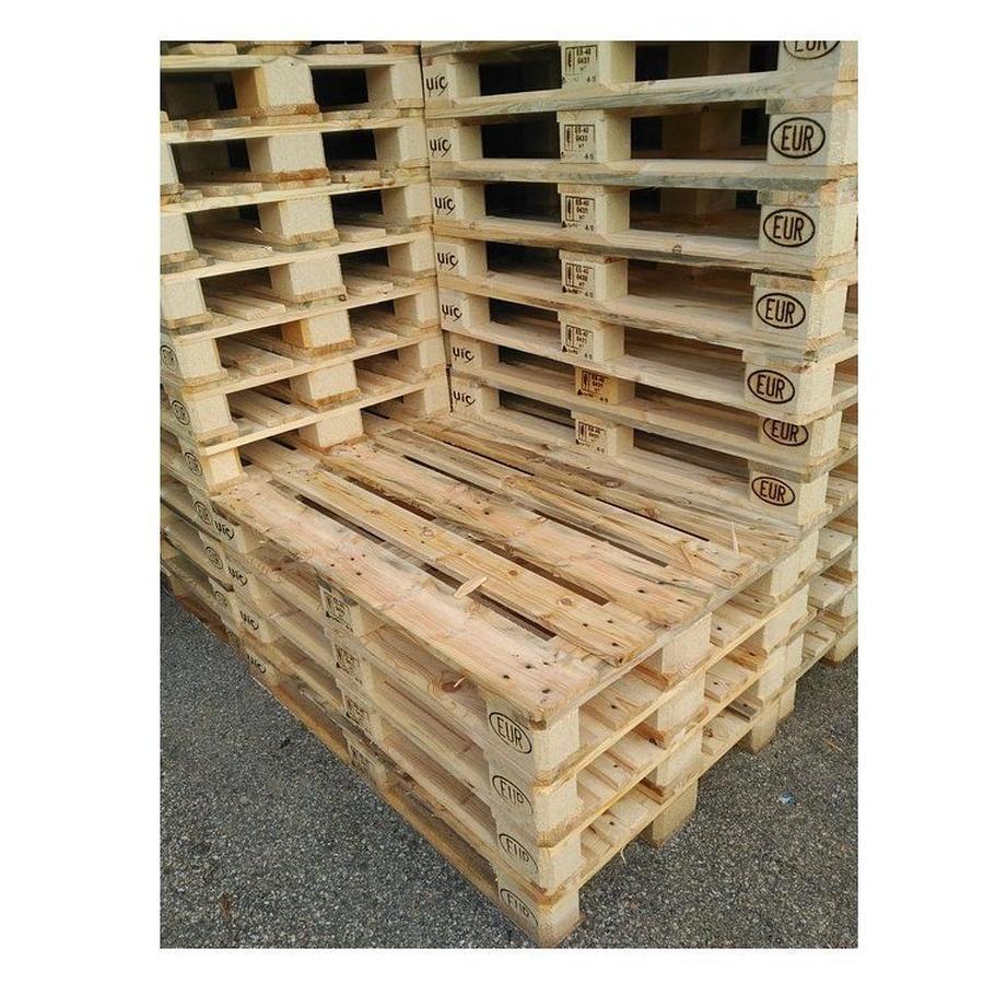 Ventajas de los palets de madera frente a los de metal