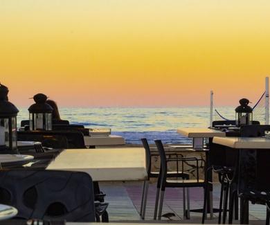 Restaurantes con vistas al mar en Playa de San Juan