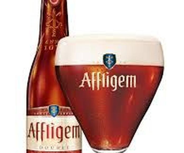 Affligem Double: En nuestro local de Cervecería Ca'Melán