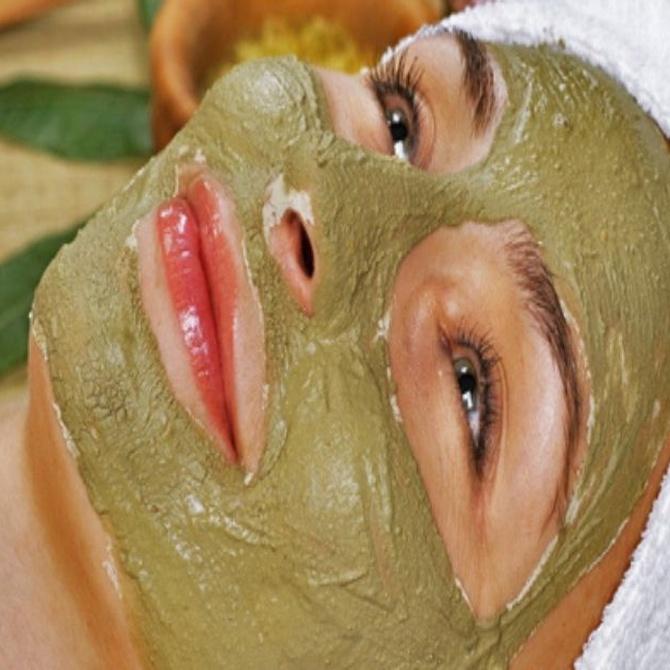Tratamiento con algas