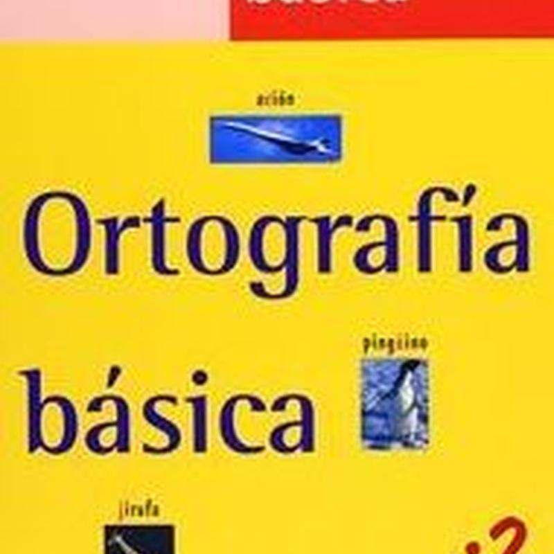 ORTOGRAFIA BASICA