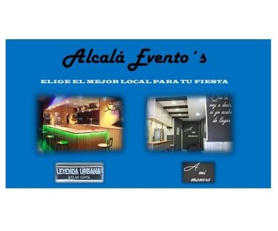 Alcalá Evento's