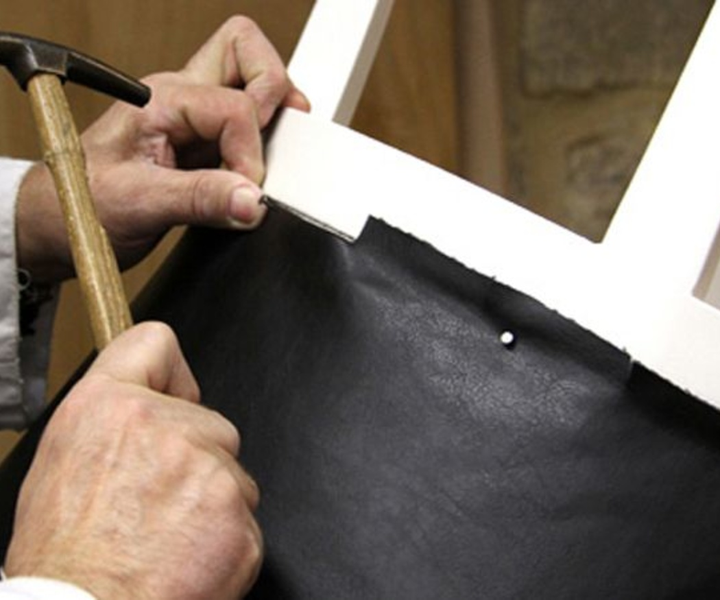 Aprende cómo se debe tapizar