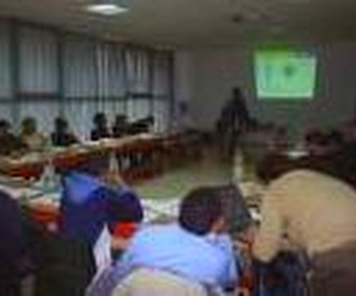 Curso de formación técnica