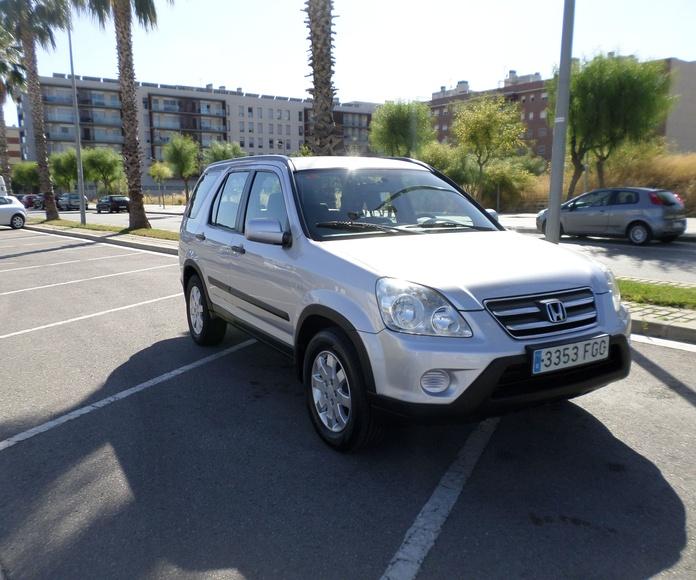 Honda CR-V 2.2 i.CTDI año 2006    pvp 8500 €uros: Servicios de reparación  de Automóviles y Talleres Dorado