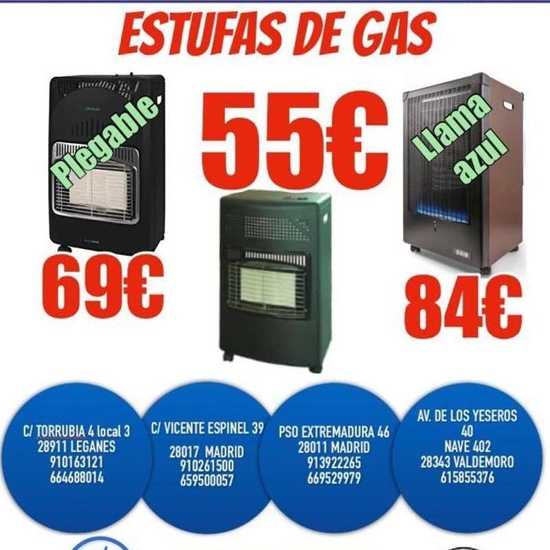 Electrodomésticos baratos Leganés