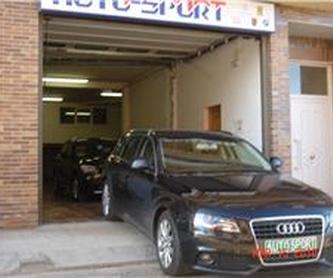 Audi Q5 2.0TDI Quattro DPF: Nuestros coches de Auto Sport