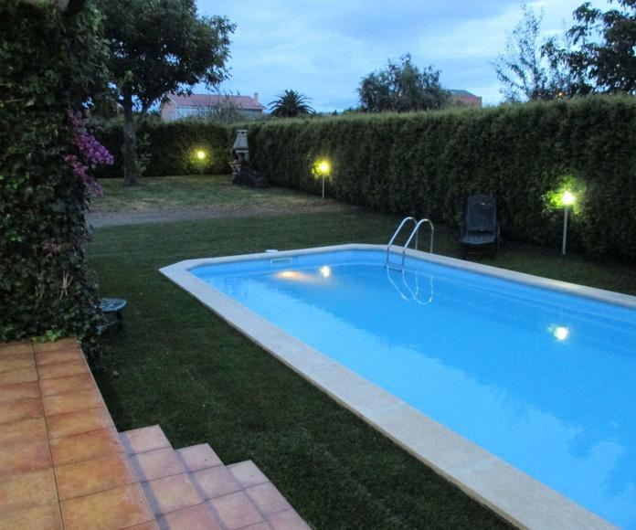Mantenimiento de piscinas en A Coruña