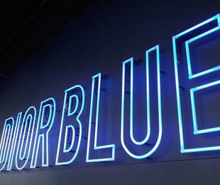 DIOR BLUE