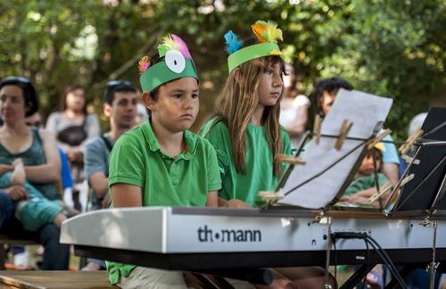 "Festival final de curs 2017-18  ""La flauta màgica"""