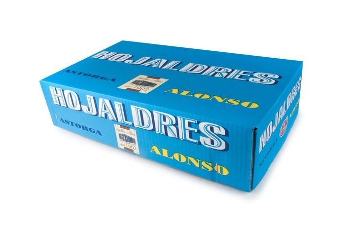 Hojaldres 1600 grs.: Productos de El Racó del Bierzo