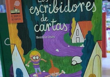 LOS ESCRIBIDORES DE CARTAS